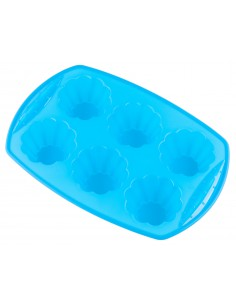 Silicone mould for cupcake...