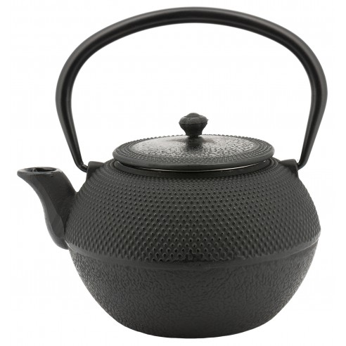 Cast Iron Teapot with Filter