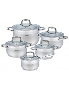 10 pcs cookware set : KH-1422