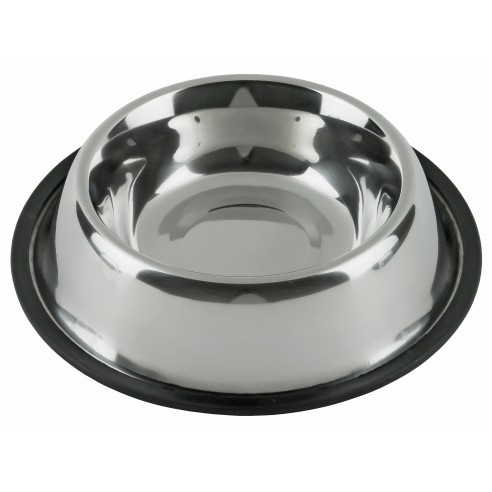 Stainless steel dog bowl - Kinghoff : KH-1381