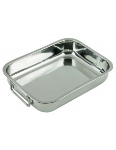 Heavy baking tray with handles - Kinghoff : KH-1380