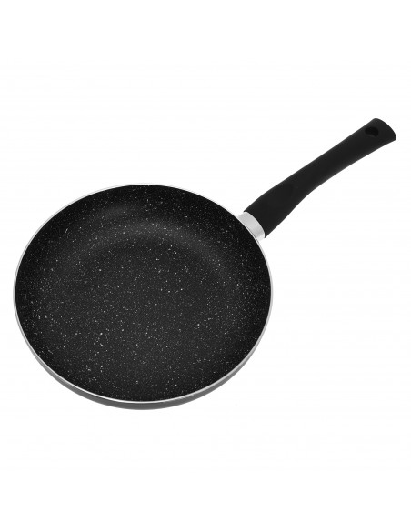 Marble coating fry pan with...